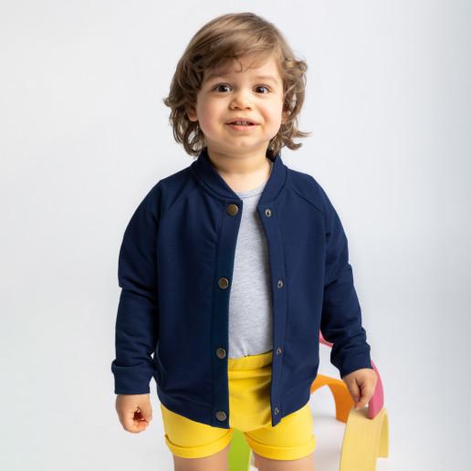 Bluza Bomber niemowlęca
