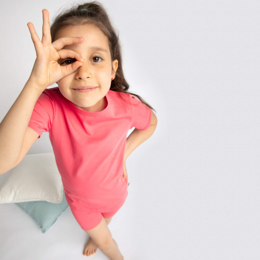 Piżamka na krótki rękaw