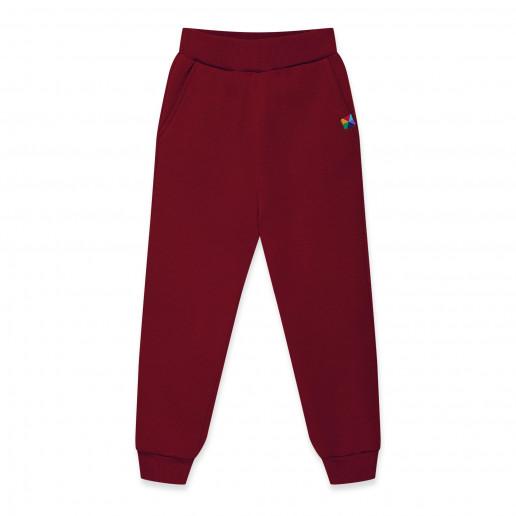 Spodnie dresowe z meszkiem Junior