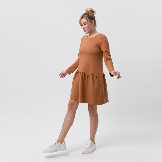 Sukienka dresowa damska