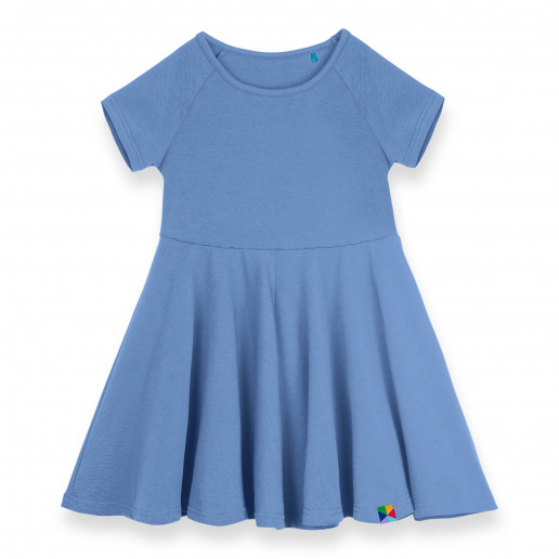 Sukienka z krótkim rękawem