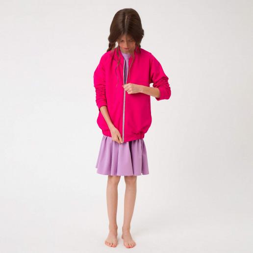 bluzy młodzieżowe dziewczęce na zamek
