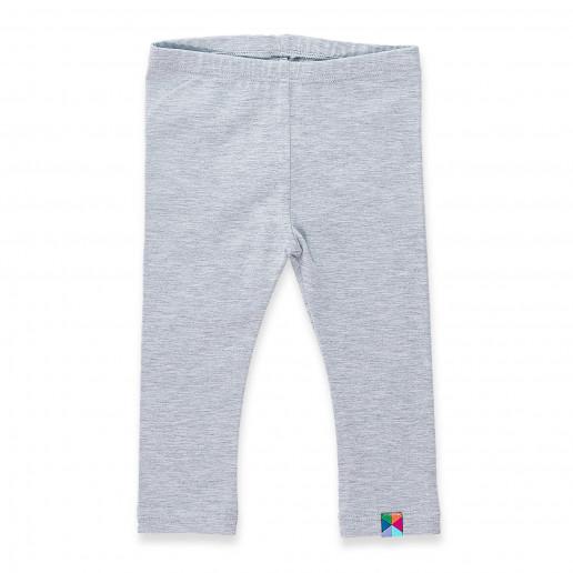 srebrne legginsy dla dzieci
