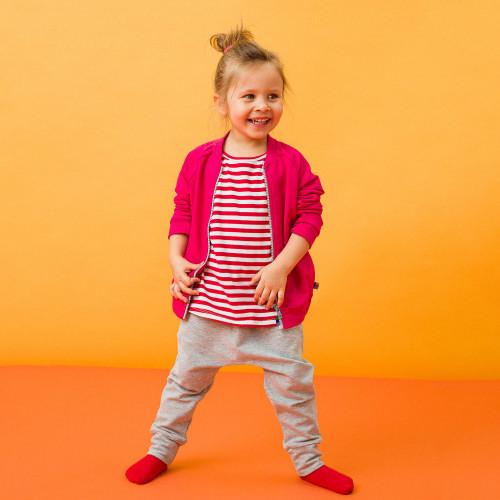 bluza rozpinana dla dziewczynki