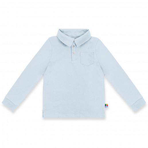 Koszulka Polo z długi m rękawem